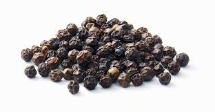 Black peppercorn. Image is used for the article, 6 savvy tips to defy extreme cannabis high-smoking a high thc strain. The article is for Cannabis Twenty-Four Seven at https://www.420x247.com