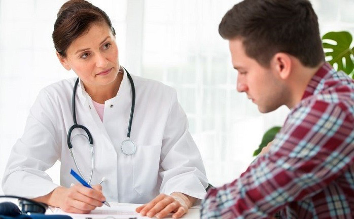 medical marijuana-doctor and patient