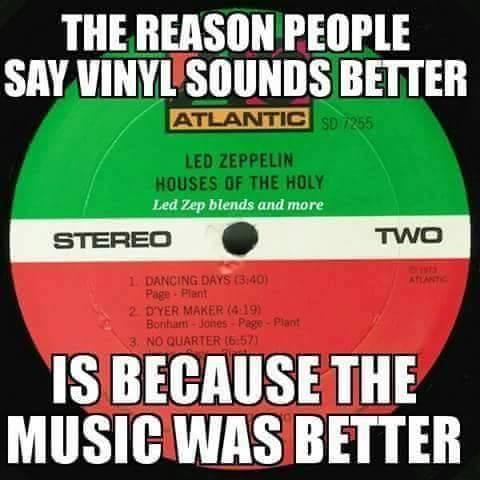 Stoner Meme- Music Sounds Better with Weed