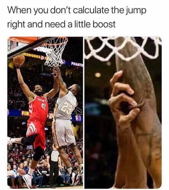Jump Boost- meme