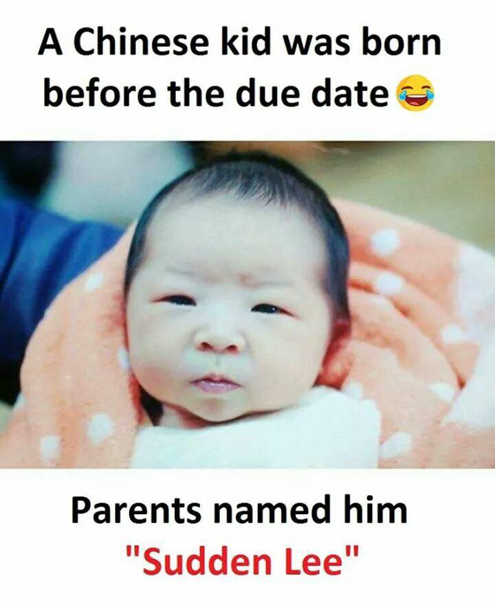 Born Before the Due Date- Meme