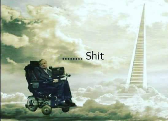 Stoner Meme-Stephen Hawking