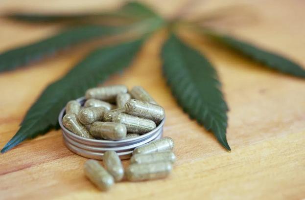 cannabis capsules - Drug Test with a Medical Marijuana Card