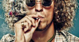 cool guy smoking cannabis-Marijuana and Creativity-How Can You Be Extra Creative and Productive While High on Marijuana?
