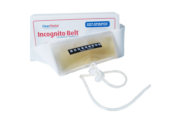 Incognito Belt Synthetic Urine - The Top Synthetic Urine a Cannabis Smoker Can Use to Pass a Urinalysis