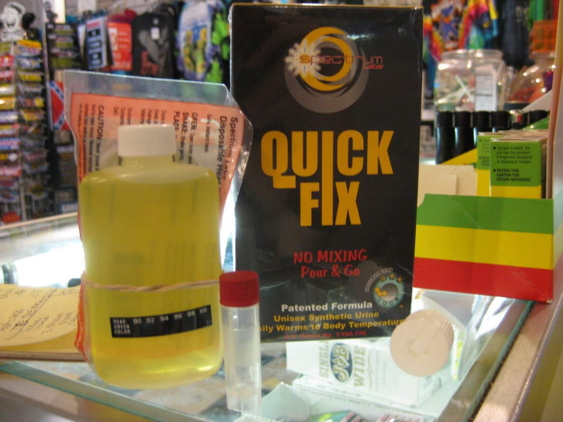 Best Top Synthetic Urine: Can You Pass a Drug Test with a