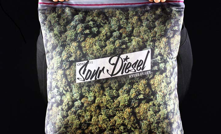 cannabis in a ziplock bag - Ways to Store Your Cannabis