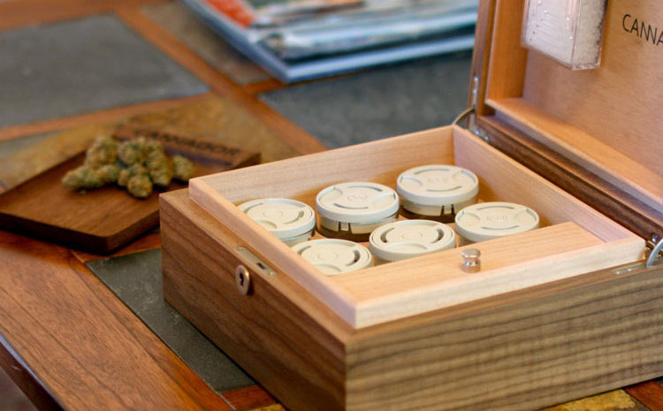 cannabis humidor - Ways to Store Your Cannabis