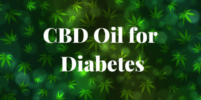 Feaured Image - CBD Oil for Managing Type 2 Diabetes