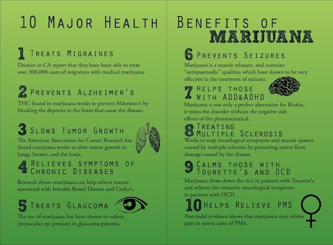 info graphic 2 - Best way to consume marijuana: Experts views