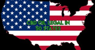 Is CBD Oil Legal In All 50 States