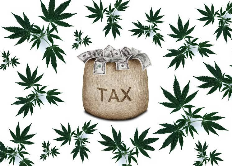 Cannabis and Tax - 10 Things You Need to Know About the Legal Marijuana Industry