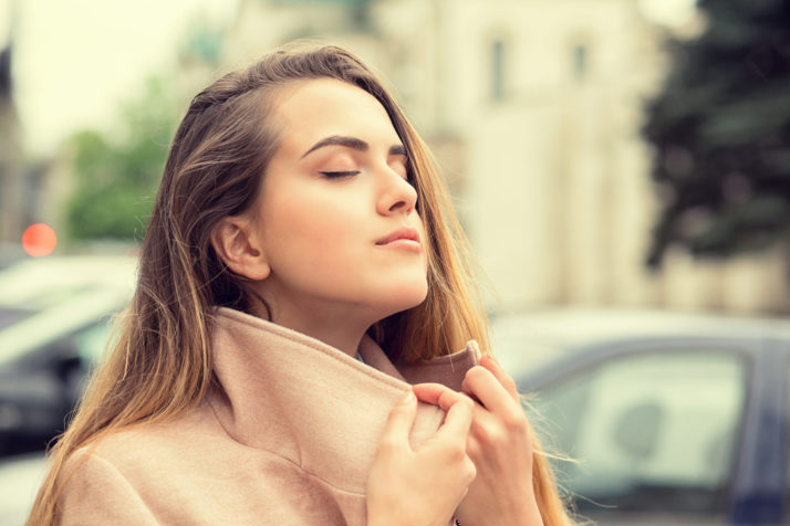 A woman breathing in the fresh air - 8 Ways Cannabis Can Improve Your Relationship