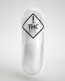 THC Capsule