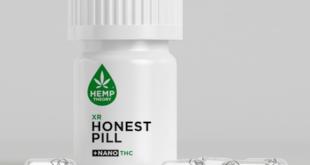 Honest Pill - THC Capsules