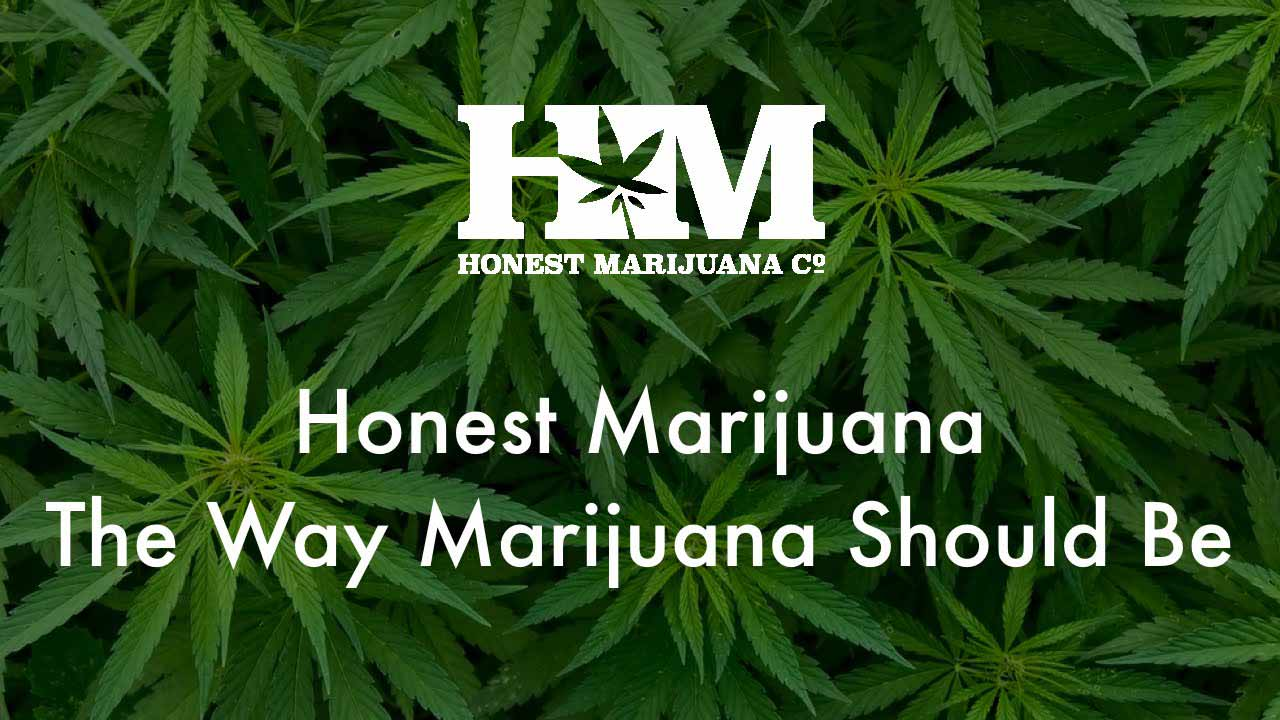 Honest Marijuana Logo - THC Capsules