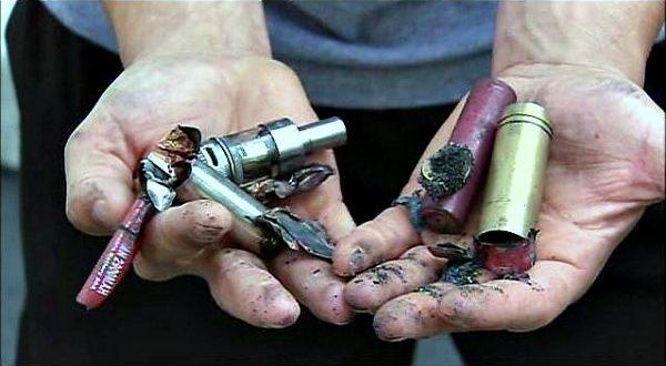 explosive vaporizer battery safety