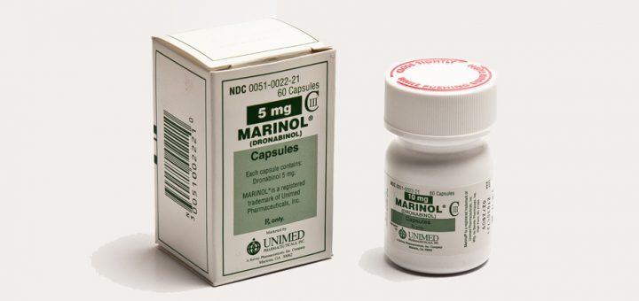 marinol synthetic cannabis pills