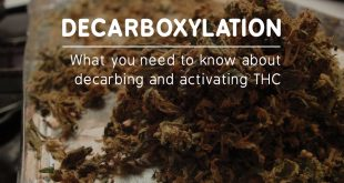 decarbing weed