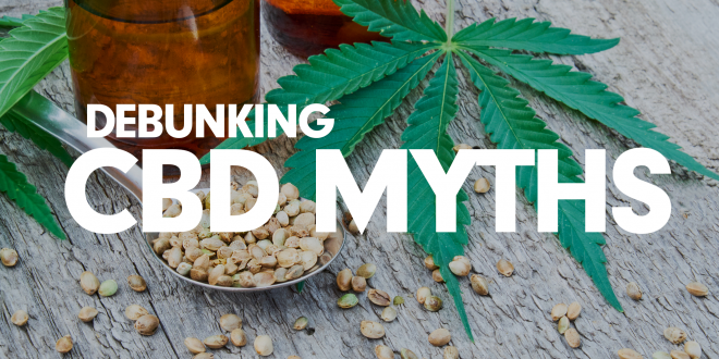 debunking cbd myths